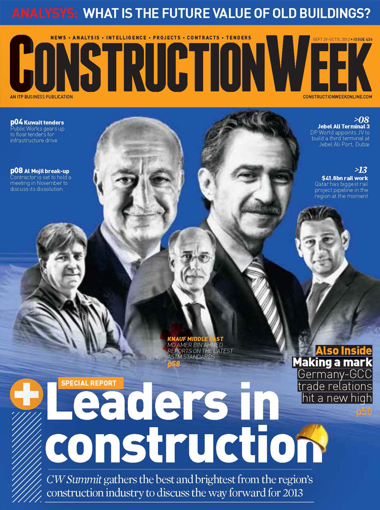 Lindemann Group - Construction Week: Making a mark