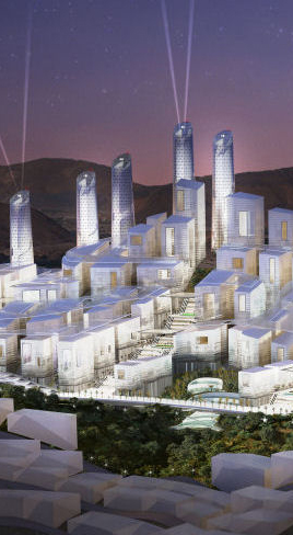 Lindemann Group - German firm beats Foster to win mega-scheme in Makkah