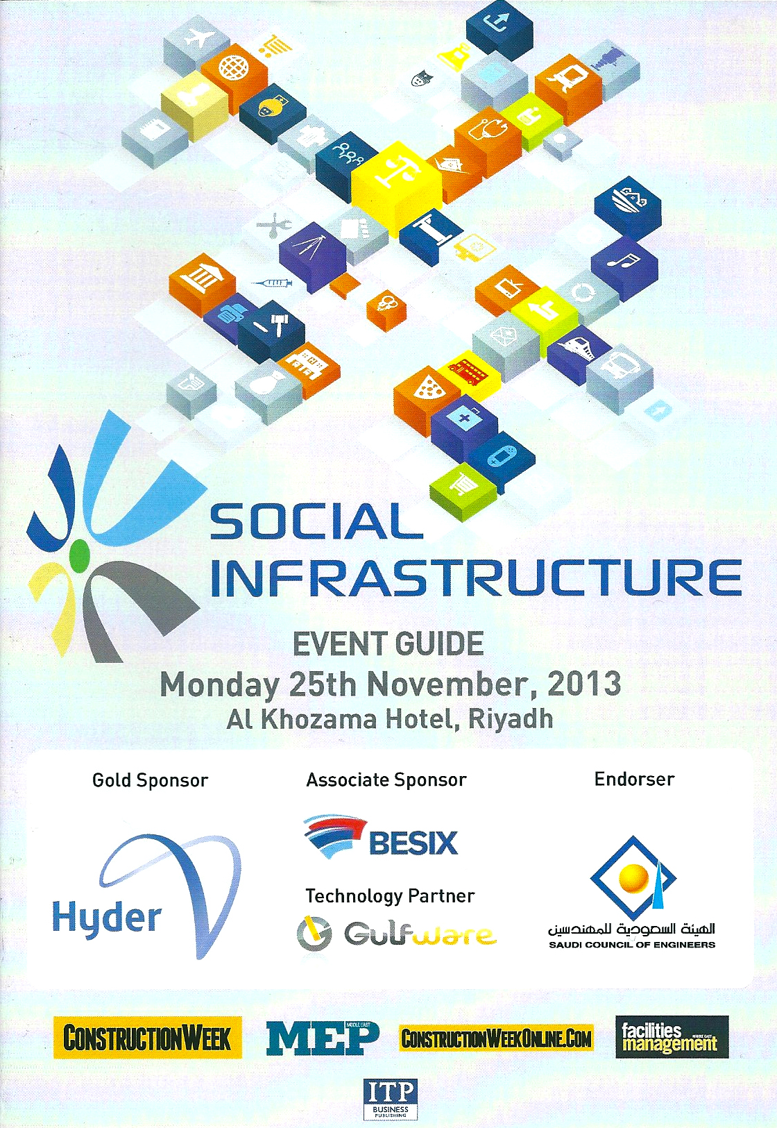 Lindemann Group - Tobias Lindemann at the Social infrastructure Conference, Riyadh