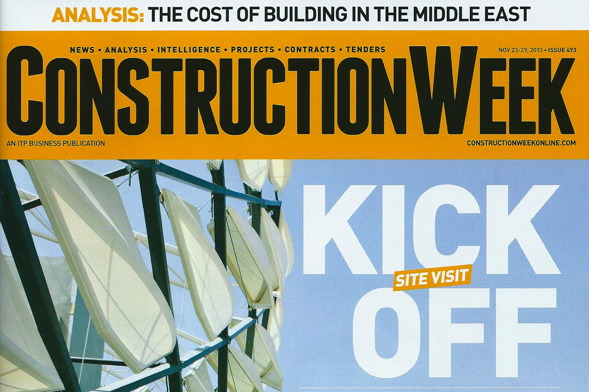 Lindemann Group - Construction Week: Houses of the future